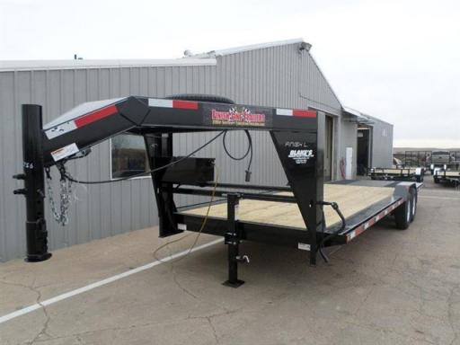 2016 Finish Line flatbed
