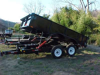 2006 Southern Sales 2006 - 7x12 low rider easy dump