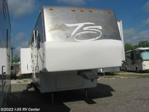 2007 Travel Supreme classic cl36rl