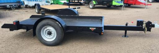 2017 Butler butler tilt bed equipment transport trailer