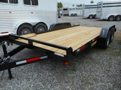 2016 Lawrimore 16 flat car hauler