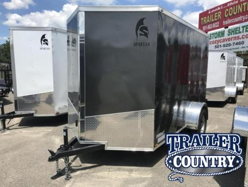 2017 Spartan enclosed cargo trailers