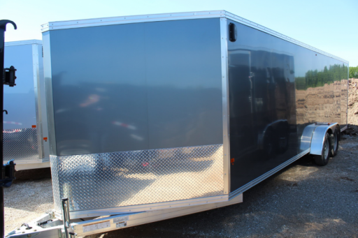 2016 Ez Hauler 7x24 enclosed snow trailer