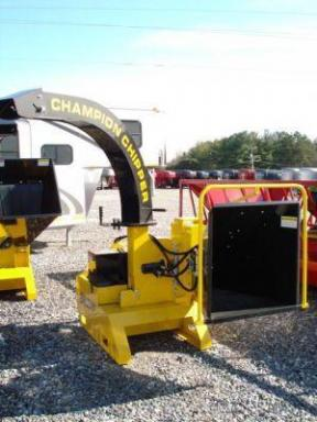 2015 Pequea pequea chipper cx551 pto