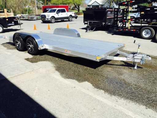 Aluminum Car Construction : New kiefer built trailers for sale trailersmarket
