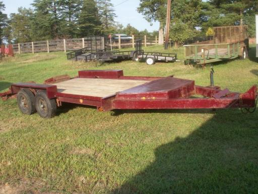 1970 Dorsey dorsey equipment trailer