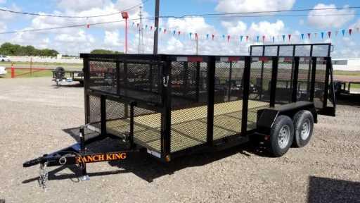 2017 Ranch King tc16610-70els48fmrtb