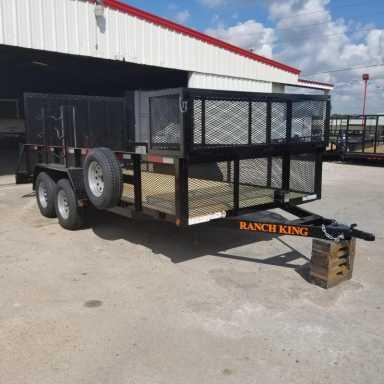2017 Ranch King tc16610-70els24fmr