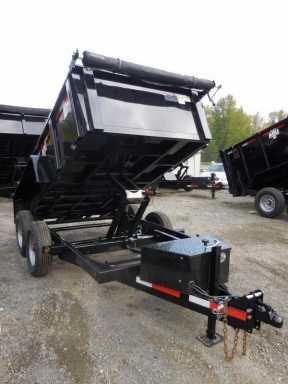2018 ABU 5x10 trailer