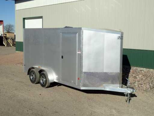 2017 Ez Hauler cargo trailer