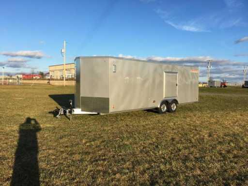 2017 Worthington 8x24 aluminum