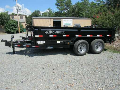 2017 Low-pro low-pro dump trailer