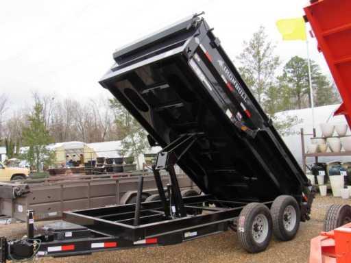 2017 Low-pro low-pro dump trailer 83