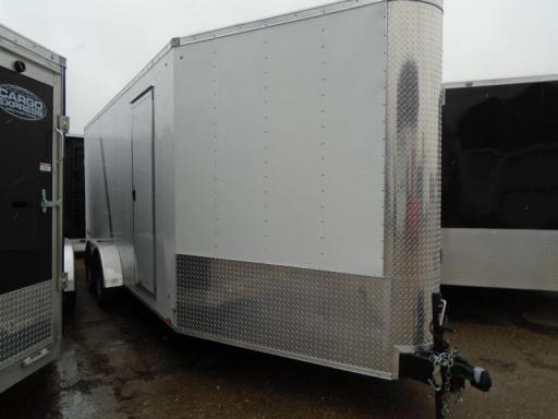 2017 Cargo Express 7x23 enclosed