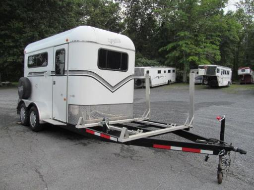 2013 Kingston briarwood 2 horse w/ carriage rack