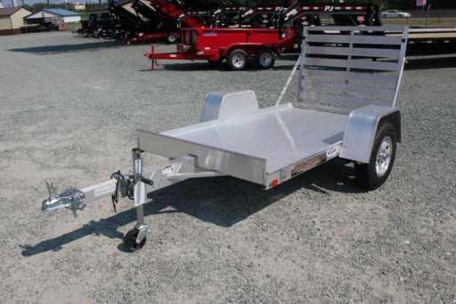 2018 Aluma 548 lw w/ tailgate