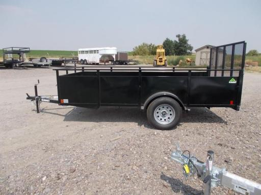2017 Summit 6x12 landscape trailer
