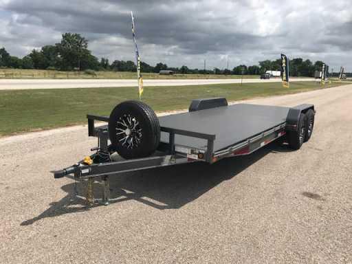 2017 East Texas 83 x 22 car hauler
