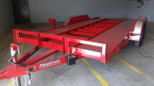 2017 Playcraft 82x18 cch