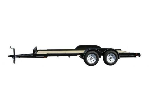 2016 Carry-On 7x18 trailer double axle w/ brake