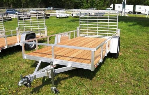 2017 Sport Haven 2017 6x12 s.a. utility trailer