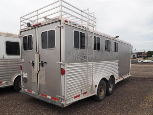 Used Featherlite Horse Trailers For Sale In Or