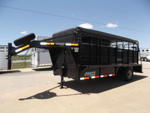 2016 Coose 16? single axle stock