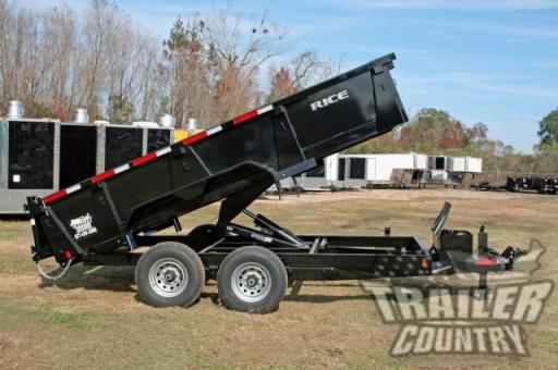 2017 Rice hd 12 dump trl
