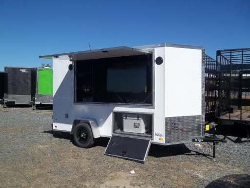 2018 Covered Wagon tailagte
