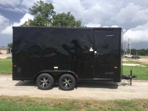 2018 Cargo Craft 7x16 enclosed