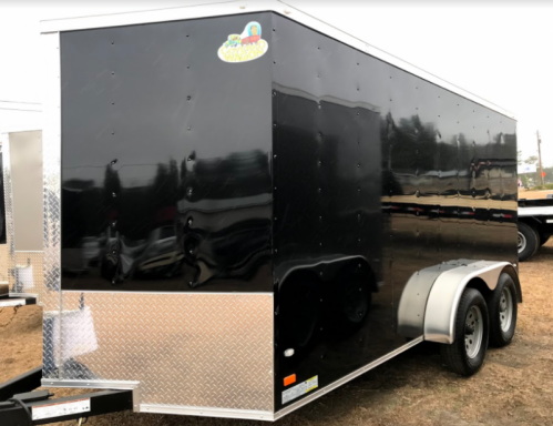 2018 Covered Wagon goldmine series 7x14 t/a