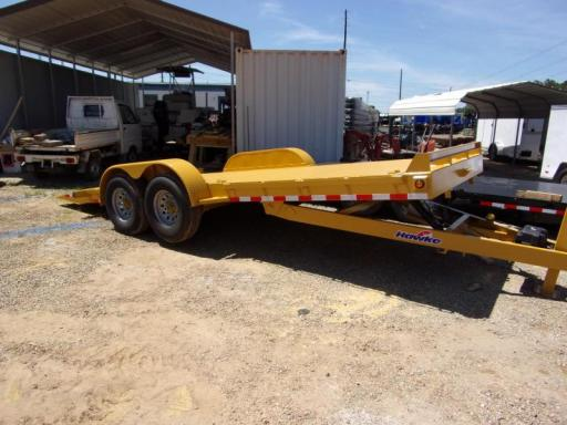 2018 Hawke equipment 82x20 15k hydraulic tilt deck