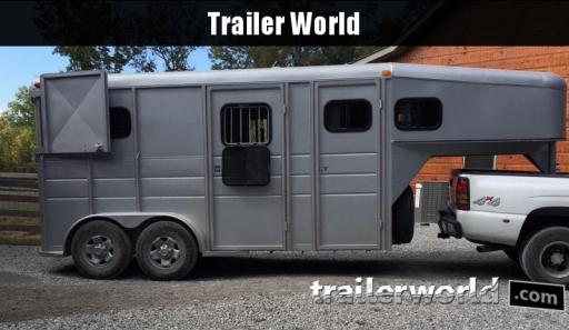 Used Horse Trailers For Sale In Ky Trailersmarket Com