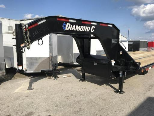 2019 Diamond C fmax212 hydraulic dovetail