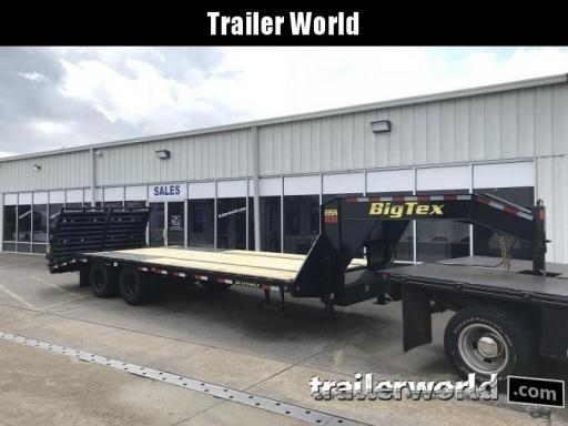 2020 Big Tex 22gn-25bk5 mega ramps