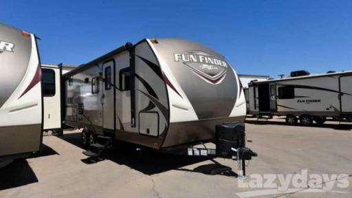 2017 Cruiser RV fun finder