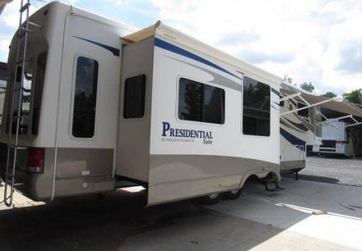 Used Holiday Rambler Travel trailers for sale