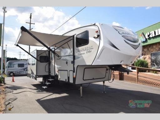 2018 Forest River chaparral lite