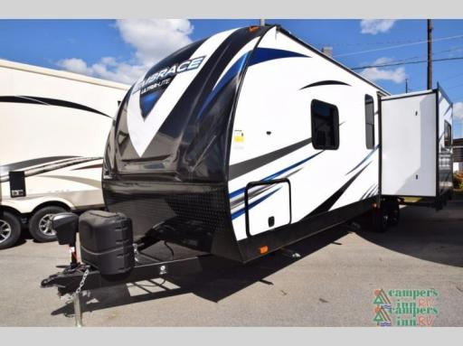 2019 Cruiser RV embrace