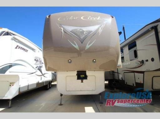2014 Forest River 38ck