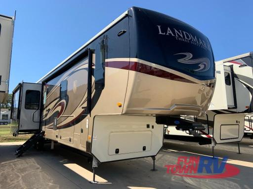 2020 Heartland RVs newport