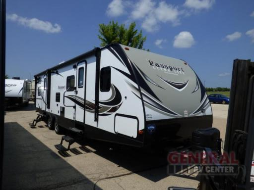 2019 Keystone RV 3220bh grand touring