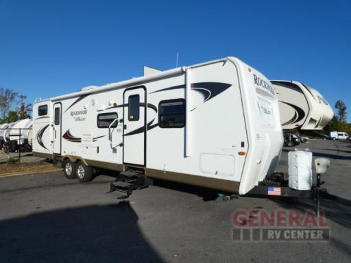 2012 Forest River 8312ss
