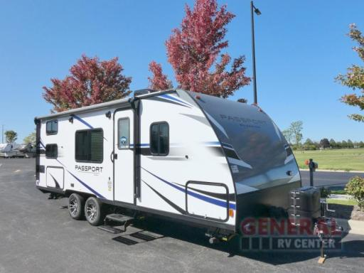 2020 Keystone RV 239ml sl series