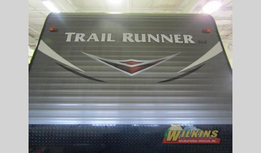 2018 Heartland RVs trail runner sle