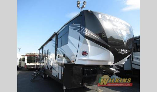 2020 Heartland RVs cyclone