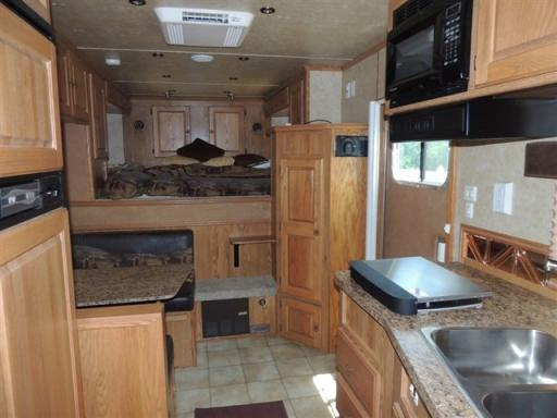 2008 Dream Coach 8 wide 12 foot short wall