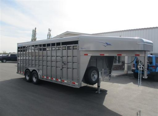2017 Travalong stock