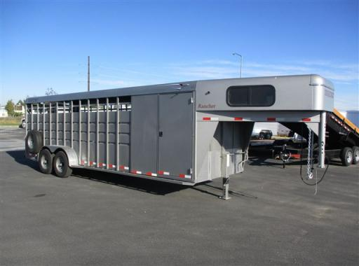 2017 Travalong rancher combo