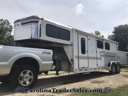2002 Silver Star 2h 7' great weekender! shower, ac, insulated